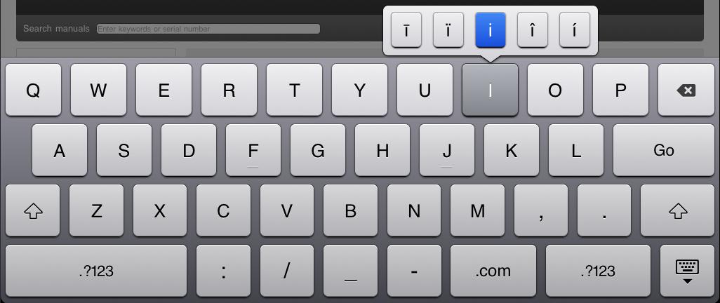 Ipad Keyboard Shortcuts Part 2 Ipad Notebook